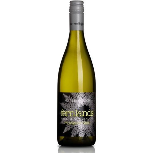 Fernlands Marlborough Sauvignon Blanc 2019- Marisco Vineyards - Waihopai Valley, Marlborough - New Z
